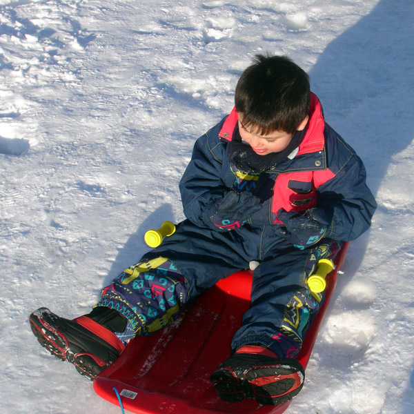 Apprendre à faire du ski en étant handicapé