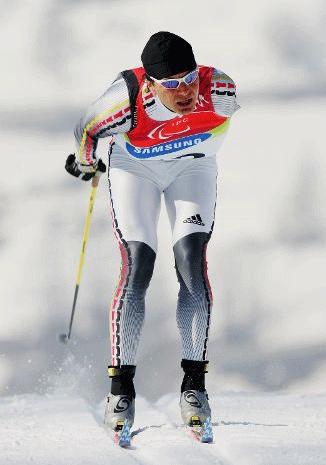Jeux paralympiques et ski de fond